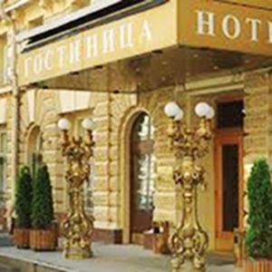 Гостиницы Ершова