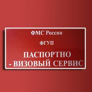 Паспортно-визовые службы Ершова