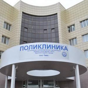 Поликлиники Ершова