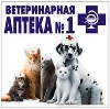 Ветеринарные аптеки в Ершове