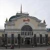 Железнодорожные вокзалы в Ершове