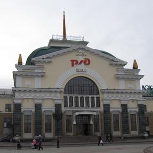 Железнодорожные вокзалы Ершова