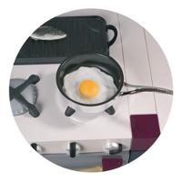 Кафе Лакомка - иконка «кухня» в Ершове